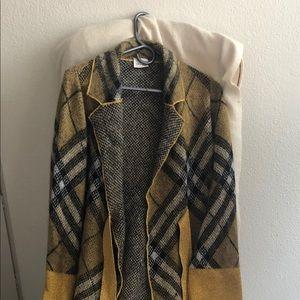 Italian designer Viki-And Sweater Coat